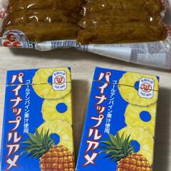 つけあげ/さつま揚げ/鹿児島名産/パイナップルアメ/ソフトアメ 今日物産展で makoさんパイナップルア…