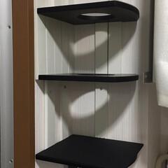 ホームセンター/bookスタンド/キャンドゥ/ダイソー/DIY/収納/... 前から気になってた洗濯機横の隙間 やっと…
