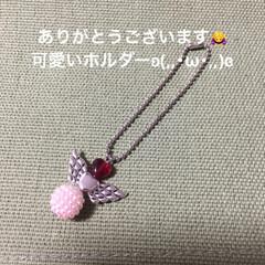 ʚ(,,・ω・,,)ɞキーホルダー/Xmasディスプレイ/フォロー大歓迎 周りも❄☃🎅🎁💕🎄🎂✨ Xmas気分も⤴…(3枚目)