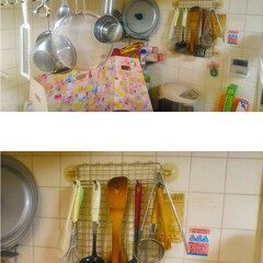 キッチン道具/コンロ専用パネル/一番/便利/キッチンパネル/アイカ/... 全てのキッチン道具が、  コンロから手の…
