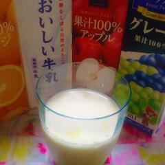 コンロ専用パネル/キッチンパネル/プラスワンダー/アイカ/対面キッチン/アイランド型キッチン/... ~牛乳オレンジ~  とっても冷えた「牛乳…