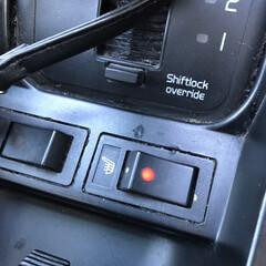 暖房/秋/おでかけ シートヒーター  この時期 1995年製…(2枚目)
