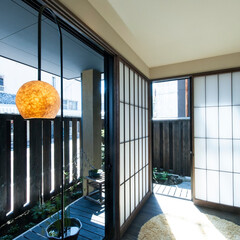 和風/和/和風住宅/和モダン/和モダン住宅/建築/... 山梨県富士吉田市で設計した「萌しの家」は…