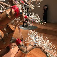 ギャラリー/アート/暮らし/美術/美術館/初台/... トムサックスのティーセレモニーに行ってき…