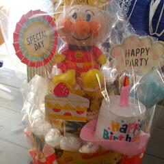 オムツケーキ お友だちの出産祝い祝いに