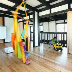 新築/一戸建て/注文住宅/間取り/自由設計/建築士事務所/... こどもが小さいときは大きな部屋として。こ…