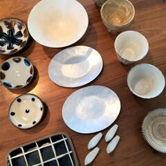 和食器/箸置き/豆皿/うつわ好き 少しずつ時間をかけて集めている和食器は、…