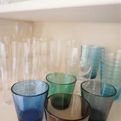 みんなにおすすめ/カルティオ/イッタラ/北欧雑貨/北欧食器 イッタラ社のカルティオのグラスは、落ち着…(1枚目)
