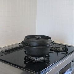 みんなにおすすめ/南部鉄器/持たない暮らし 炊飯ジャーは持たず、南部鉄器のご飯鍋で …