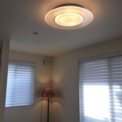 照明/寝室/エアパネル/パナソニック 新たに寝室として使い始めた部屋の照明は …