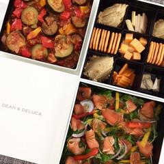 ディーンアンドデルーカ/お重/持ち寄りパーティー お友達宅の持ち寄りパーティーには、料理を…