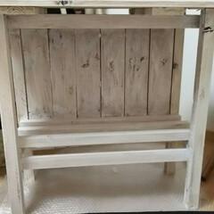 DIY/家具/住まい/ハンドメイド/シェルフ 母の手作りシェルフ.