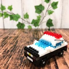 ナノブロック/レゴ/ハンドメイド/インテリア雑貨/100均/プチブロック/... 【ダイソー】 プチブロック はたらくくる…