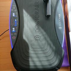 ドクターエア 3DスーパーブレードS SB-002BK(その他ボディ、フェイスケア)を使ったクチコミ「念願のドクターエアを年末に買いました😊 …」