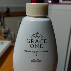 グレイスワン 薬用 美白濃密液 つめかえ(美容液)を使ったクチコミ「美白保湿液オールインワン」