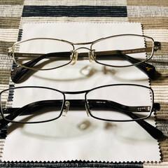 眼鏡/フォロー大歓迎 メガネを作って来ました😝 老眼のせいか夕…