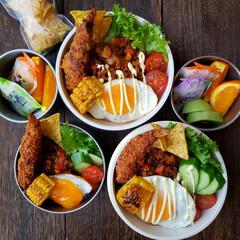 お弁当作り楽しもう部/おうちごはんlover/お昼が楽しみになるお弁当/お弁当記録/lunch/OBENTO/... おはようございます✨ 木曜日🎵 #今日の…(2枚目)