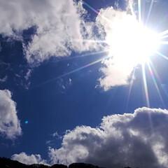 春のリフト/空/巨大雪だるま/雪/春のフォト投稿キャンペーン/GW/... 越後湯沢に行って参りました\(^o^)/…(6枚目)