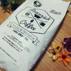 ローソンコーヒー/業務スーパー/コーヒー豆/コーヒー お気に入りのコーヒー豆☕  業務スーパー…