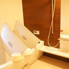 カビ汚れ防止マスキングテープ/ダイソー/丸洗い/浴室/お風呂場/パッキン/... 浴室の丸洗いをしました!  私はあまりマ…