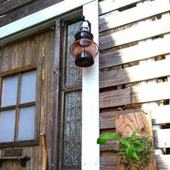 リサイクル/ウッドデッキ/DIY/アンティーク/ランタン/おうち自慢 全てdiyで作った我が家のウッドデッキの…