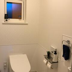 トイレ お気に入りのトイレ #モダン #モノクロ…