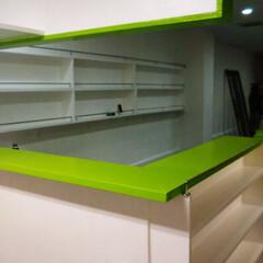 店舗/リフォーム/リノベーション/塗装 店舗塗装をしてカフェ開店!