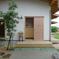 建築/家/不動産・住宅/設計事務所/建築家/建築士/... 遠くを見る家 ~中津 6つの庭をもつ住ま…