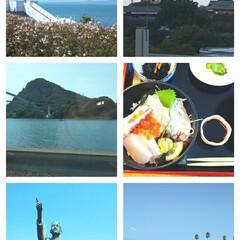熊本城/世界文化遺産/天草/おでかけ/旅行/LIMIAごはんクラブ/... 熊本再来😁 今回は天草めぐり💞快晴の中 …