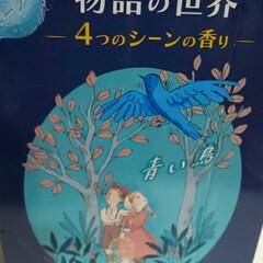 入浴剤/おふろ/リミアの冬暮らし/雑貨/おすすめアイテム/暮らし こんなバブ見つけました💕 青い鳥の物語を…