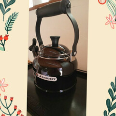 コスメボックス/ル・クルーゼ/クリスマス2019/キッチン雑貨 クリスマス🎄用   美味しい紅茶が飲みた…(1枚目)