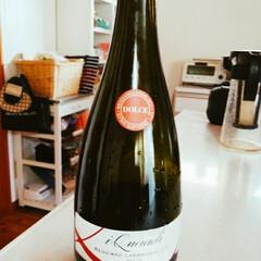 slow  coffee  style/スパークリングワイン/グルメ 近所のワイン屋さんで、お勧めのスパークリ…(1枚目)