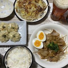 お家ご飯/山本ゆりさんレシピ/娘ごはん 今日は、娘が休みだったからご飯作ってくれ…