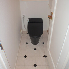 トイレ/トイレリフォーム/LIXIL/INAX/リクシル/イナックス/... 神奈川県川崎市のトイレリフォーム施工事例…