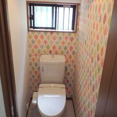 トイレ/トイレリフォーム/LIXIL/INAX/リクシル/イナックス/... 神奈川県鎌倉市のトイレリフォーム事例です…