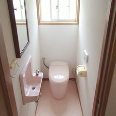 トイレ/トイレリフォーム/TOTO/トートー/ネオレスト/タンクレス/... 東京都町田市のトイレリフォーム事例です。…