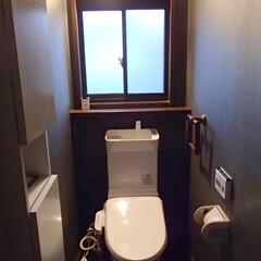 トイレ/トイレリフォーム/ウォシュレット/Panasonic/パナソニック/アラウーノ/... 埼玉県深谷市のトイレリフォーム事例です。…