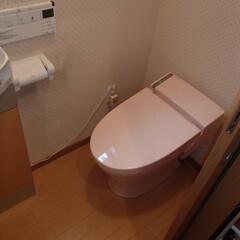 トイレ/トイレリフォーム/LIXIL/INAX/リクシル/イナックス/... 埼玉県三郷市のトイレリフォーム事例です。…