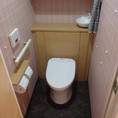 トイレ/トイレリフォーム/LIXIL/INAX/リクシル/イナックス/... 埼玉県草加市のトイレリフォーム事例です。…