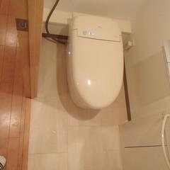 トイレ/トイレリフォーム/TOTO/トートー/ネオレスト/タンクレス/... 東京都大田区のトイレリフォーム事例です。…