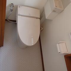 トイレ/トイレリフォーム/LIXIL/INAX/リクシル/イナックス/... 千葉県浦安市のトイレリフォーム事例です。…