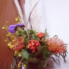 Flower/花束/お花/インテリア/住まい/玄関