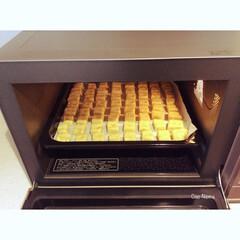 オーブン/サツマイモ/クッキー/クックパッド参照/キューブ/簡単/... おいもクッキー!  ホワホワすぎたので …