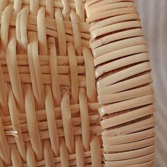 ファッション小物/ウエストポーチ/カバン/竹細工 仕事用にスズタケのツボケ入手。 安価なざ…(3枚目)