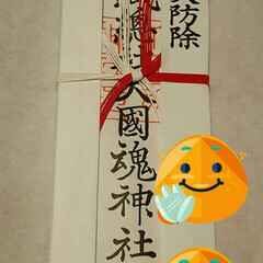 お祓い/おでかけ 大國魂神社に お祓いしに。  もぅ 何事…(4枚目)