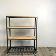 blooklyn/アイアン家具/インテリア/オーダー家具/DIY/furniture/... ひとつひとつ丁寧に仕上げたハンドメイド品…