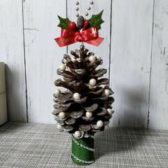 綺麗な皇后様💓/クリスマス飾りつけ/つまみ細工のツリー✨🎄✨/お気に入りの場所❣️/クリスマス  クリスマスバージョン🎶 飾りつけできま…(4枚目)