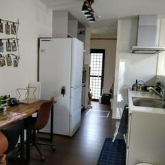 机/ダイニング/部屋全体/子供部屋/キッチン/DIY 以前、投稿したキッチン学習について。 キ…(9枚目)