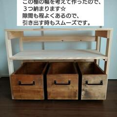 棚/物置/階段/納戸/収納/DIY/... 今日は、めったにない平日の仕事休み☆  …(6枚目)