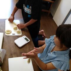 カフェ風 昨日、息子の朝食作りからの流れで、子供達…(3枚目)